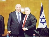 John Hagee stops support for Israeli group