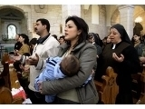 Sabeel and Kairos: Blaming Israel for the Middle East's Christian Exodus