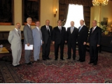 European Baptists meet with Hariri and Lahoud in Beirut