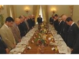 Meeting of Evangelical leaders and Muslim ambassadors