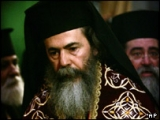 Israel to recognize Greek Patriarch