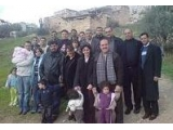 Members of Gaza Baptist Church Visit Israel